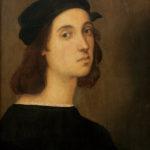 Raffaello Sanzio Autoritratto INV. 1890 - n° 1706