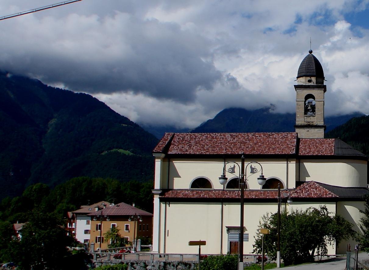 Chiesa Madonna di Loreto a Massimeno TN