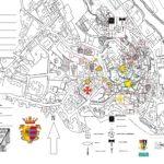 Scarica gratis la mappa dell'Itinerario del Mistero della Notte del Solstizio a Ceccano – 21 giugno  2016, ore 20.20.