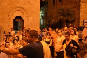 4 Pavat spiega i misteri di Amaseno davanti alla Collegiata