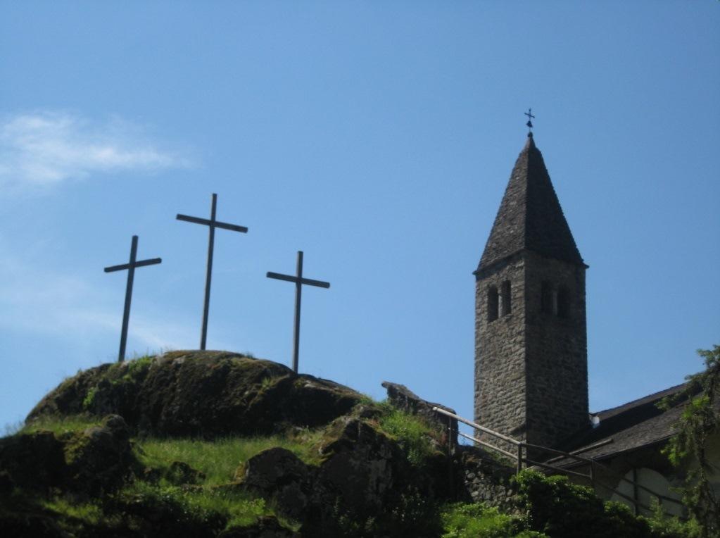Chiesa cimiteriale S Stefano Carisolo