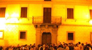 Coppola spiega i misteri del mascherone di Palazzo Gizzi 21-6-16