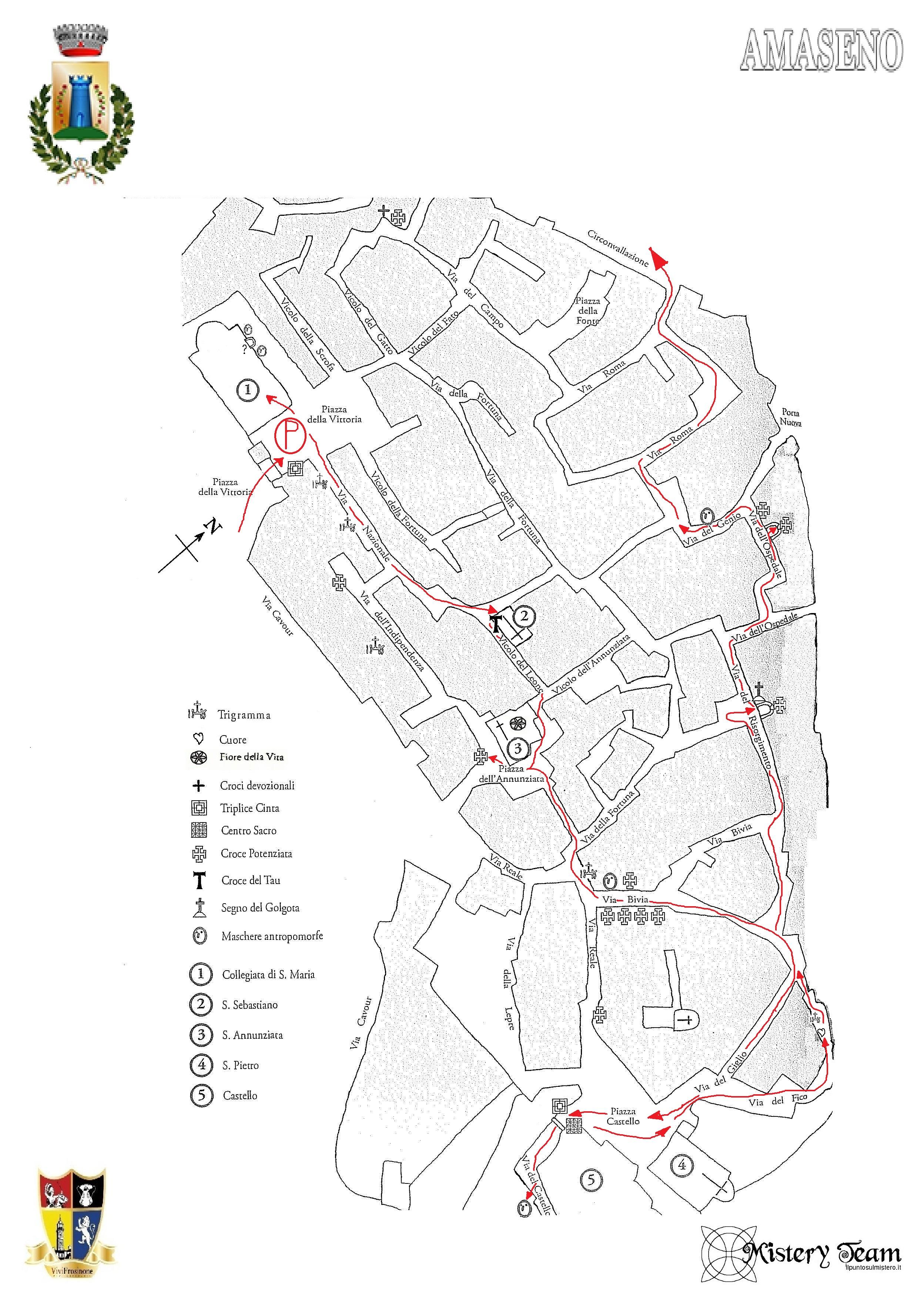 Mappa Amaseno - Copia