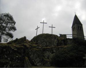Chiesa cimiteriale di S Stefano a Carisolo