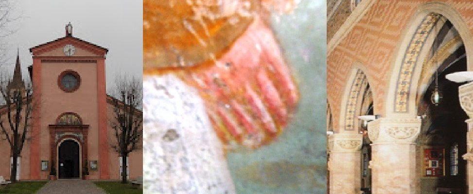 Un mistero dell'Arte al Santuario della Madonna della Fontana a Casalmaggiore (CR) di F. Manfredi.