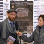 (VIDEO) PREMIO NAZIONALE CRONACHE DEL MISTERO 2016 – INTERVISTA A DAVIDE BUSATO
