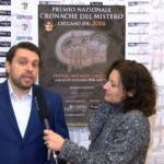 (VIDEO) PREMIO NAZIONALE CRONACHE DEL MISTERO 2016 – INTERVISTA AD ALESSANDRO MORICCIONI