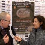 (VIDEO) PREMIO NAZIONALE CRONACHE DEL MISTERO 2016 – INTERVISTA A RINO DI STEFANO