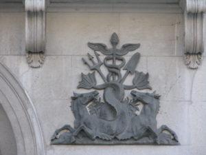 8 Altorilievo del Palazzo del Tergesteo a Trieste
