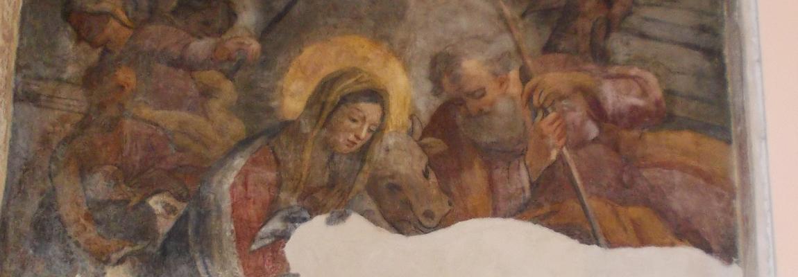 """La """"Natività"""" di S. Sebastiano a Ceccano – Un nuovo articolo di Marisa D'Annibale."""