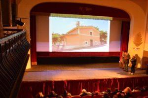 Teatro Comunale - Pavat e gli altri del Mistery Team spiegano i siti Templari a Fiuggi
