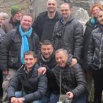 GALLERY: Il Premio Nazionale Cronache del Mistero in visita ai megaliti di Ceccano 11 dicembre 2016.