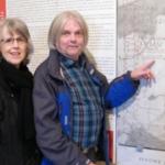 JEFF e KIMBERLY SAWARD in visita a VEROLI (FR) di Loredana Stirpe.