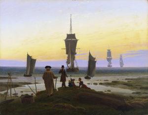 Caspar_David_Friedrich - Le tre età dell'Uomo