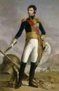 Jean-Baptiste-Jules Bernadotte Prince de Ponte-Corvo (1763-1844)