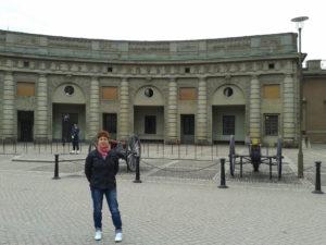 Stockholm - Kungliga Slottet 2013 (2)