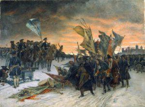Vittoria svedese a Narva 1700