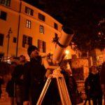 """Frosinone """"città stellare"""" con Gianluca Masi e Michael Schwartz, di Alex Vigliani."""