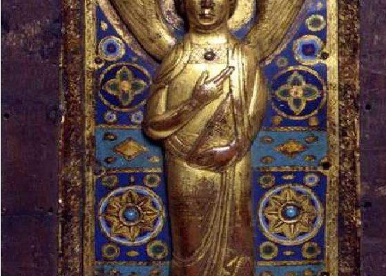 La straordinaria vicenda dell'ANGELO DI AMASENO – di Alberico Magni.