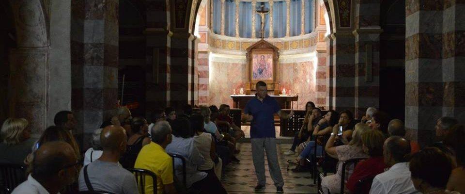 IL MISTERY TEAM E VIVI CIOCIARIA COLPISCONO ANCORA  –  I SEGRETI DI AMASENO AGLI ITINERARI DEL MISTERO