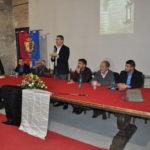 UN SUCCESSO IL 1° CONVEGNO NAZIONALE SUI TEMPLARI A CECCANO, tenutosi venerdì 13 ottobre nel castello comitale.