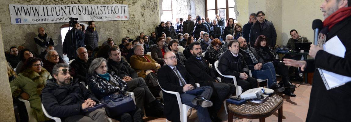 UN SUCCESSO L'EDIZIONE 2017 DEL PREMIO NAZIONALE CRONACHE DEL MISTERO! – II^ parte.