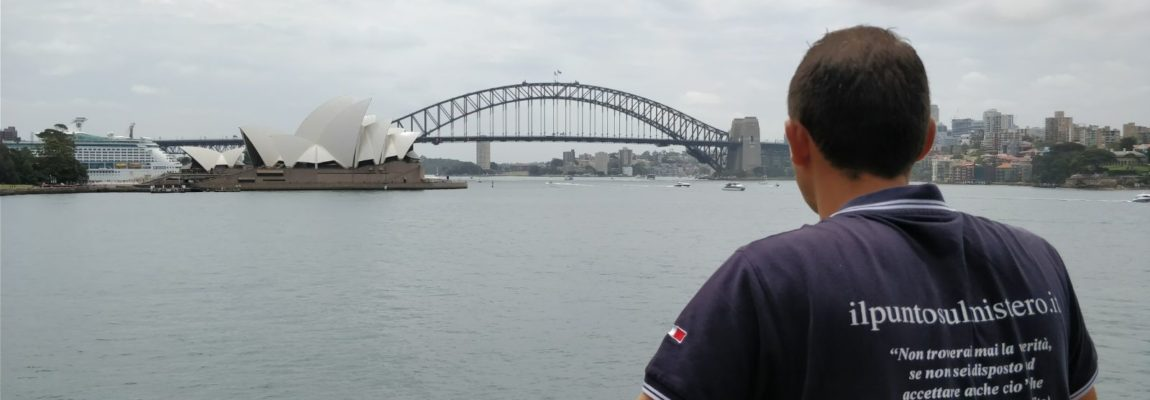 MISTERY TEAM – CARTOLINE DALL'AUSTRALIA