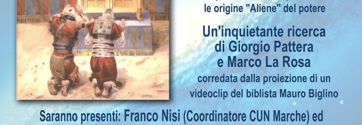 """20 ANNI di  """" GALILEO """" Centro Culturale di Ricerche Esobiologiche – Conferenza """"TIRANNI EVOLUTI"""""""