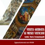A SPASSO PER I MUSEI VATICANI CON VIVICIOCIARIA