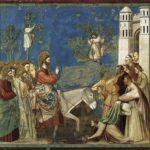 Buona Pasqua a tutti con il simbolismo dell'asinello di Giotto