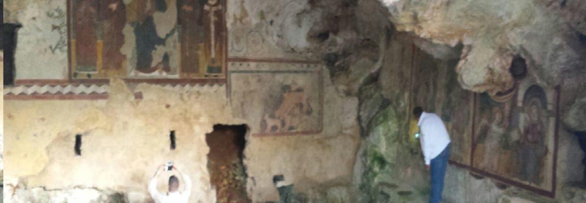 """I misteri del Santuario del Crocifisso a Bassiano (LT) protagonisti delle telecamere della """"Endeca Produzioni"""" e su SKY. – I parte."""