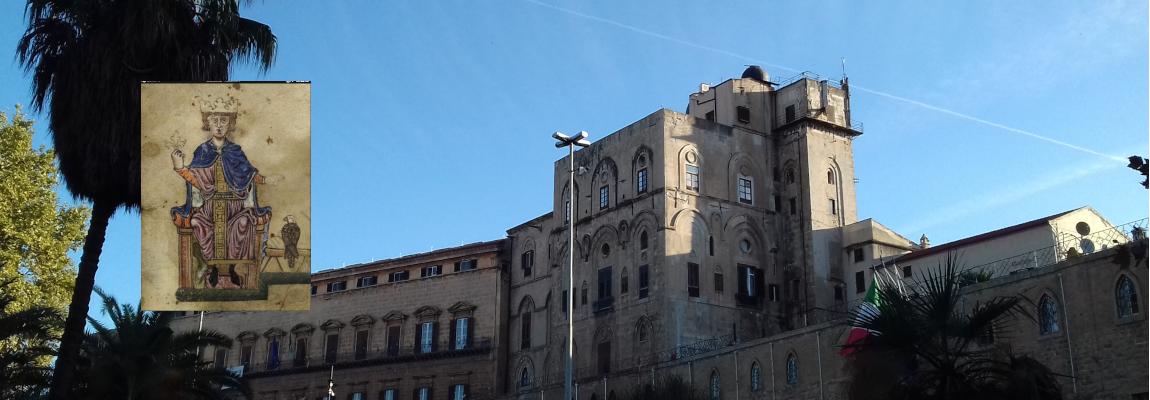 Incredibile scoperta! Un Cacatua dall'Australia alla Corte di Palermo di Federico II di Svevia.
