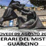 GUARCINO (FR); Risolto l'enigma dei due santi affrescati nella chiesa di S. Michele Arcangelo ma Pavat fa pure una clamorosa scoperta!