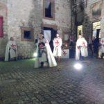 (VIDEO) I TEMPLARI SONO TORNATI….AL CASTELLO DI CECCANO – di Gianfranco Salinaro.