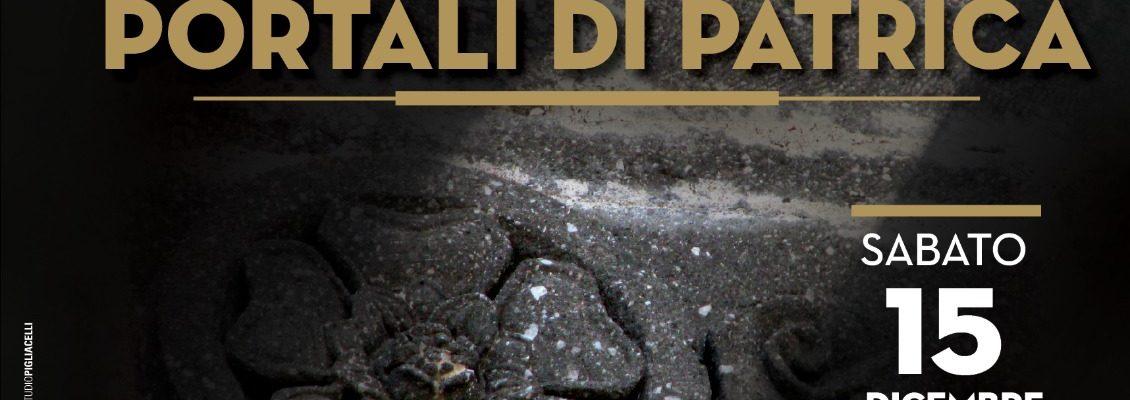 Sabato 15 dicembre, ore 10.00, inaugurazione del percorso sui Simboli degIi antichi portali a Patrica