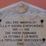"""In ricordo del 100° Anniversario della fine della """" Grande Guerra"""". Il singolare Monumento di Castellino del Biferno (CB)"""