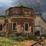 Serve l'aiuto di tutti per riportare a nuova vita la Cappella Ferroviaria Pio IX!