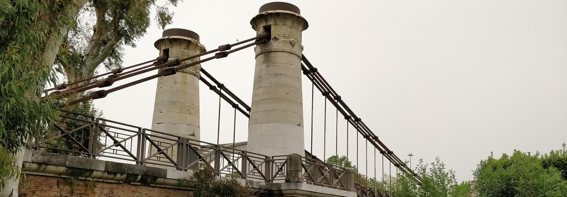 "[FOTO GALLERY] VISITA AL PONTE ""REAL FERDINANDO"" SUL FIUME GARIGLIANO."