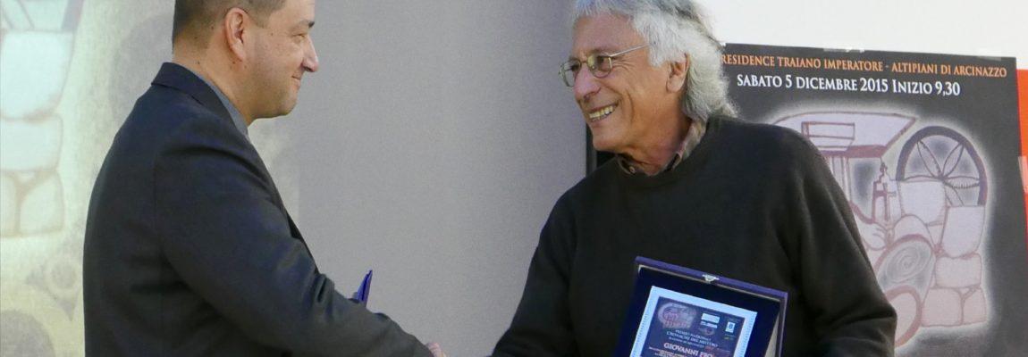 Un ricordo di Giovanni Feo; I misteri degli Etruschi, intervista di Osvaldo Carigi.