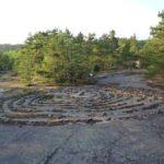 L'enigma della diffusione dei Labirinti costieri in Scandinavia; di John Kraft.