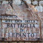 """Le """"spade"""" del """"Provveditor Venetiano"""" Antonio Canale, ciò che resta di un magnifico scudo…e altri trofei della Vittoria del 7 ottobre 1571 a Lepanto; di R. Volterri e G. Pavat."""