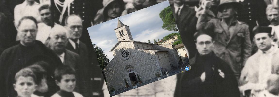 """""""Contributi inediti sulla storia della chiesa di Santa Maria a Fiume"""" di Alessio Patriarca"""