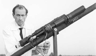 """Un Telescopio """"elettrostatico"""", un raggio """"ultrasonico"""" ed altre amenità…..di Fiorenzo Zampieri."""