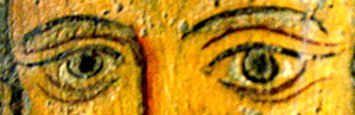 """4 ottobre, S. Francesco d'Assisi Patrono d'Italia – LA STRANA """"ISTANTANEA FOTOGRAFICA"""" DEL """"POVERELLO"""" A SUBIACO; di Roberto Volterri."""