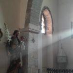Ceccano: La magia della Lancia di luce del Solstizio d'Inverno nella chiesa di S. Nicola; di Roberto Adinolfi
