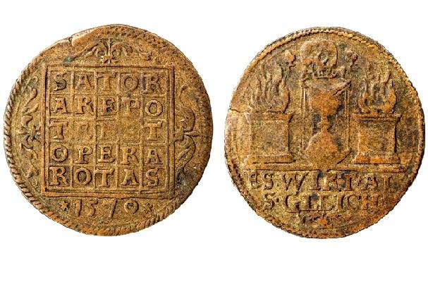 I due volti di un SATOR svedese, uno strano Cenacolo Alchemico, curiosi personaggi di una Roma del XVII secolo… di Roberto Volterri
