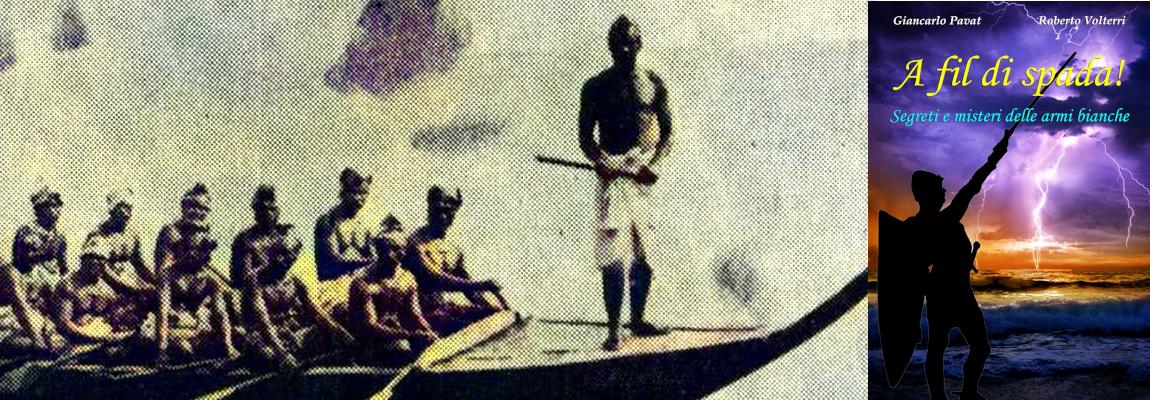 A fil di… denti di squalo! Le strane spade di legno delle Isole Fiji e dintorni. – di Roberto Volterri