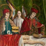 """Chirurgia miracolosa"""": i Santi Cosma e Damiano, il miracolo della """"gamba del moro"""" e la """"moltiplicazione dei Santi Prepuzi"""" ; di Roberto Volterri."""